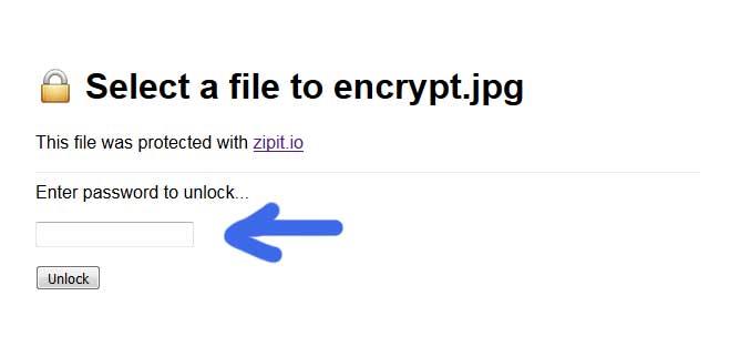 رمز گذاری با مرورگر
